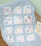 Quilt Block Set ABC's