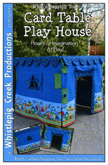 What's Bugging You Card Table Playhouse