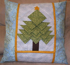 Christmas Tree Pillow Wrap