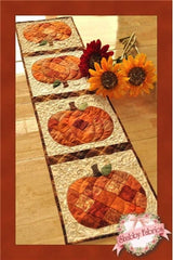 Patchwork Pumpkin Table Runner
