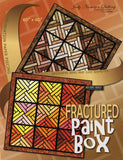 Fractured Paint Box Foundation Paper Piecing