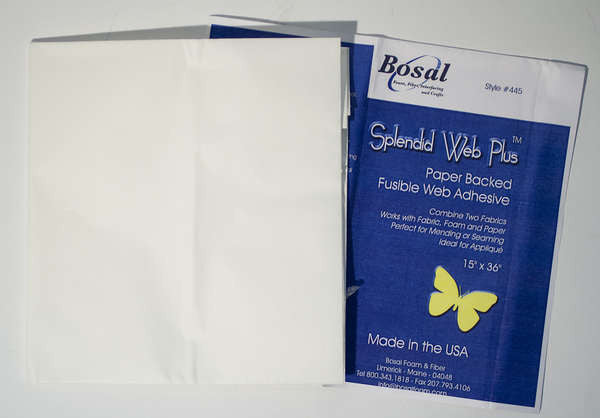 Fusible Web On Release Paper