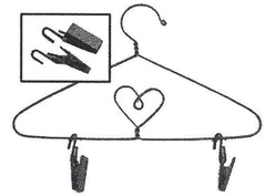Hanger Clips For Wire Hangers