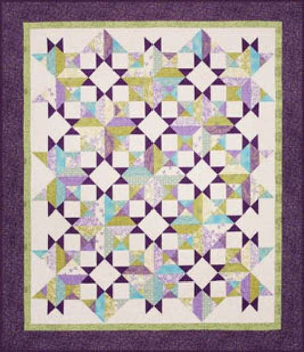 Fat Quarters Anonymous - Open Star