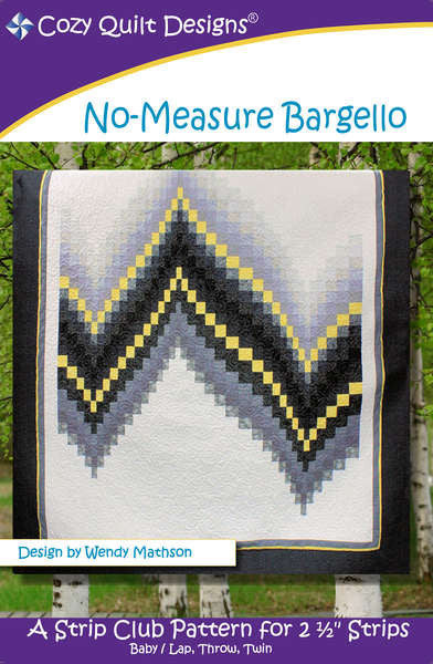 Cozy Strip Club - No-Measure Bargello