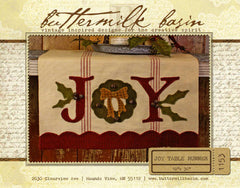 Joy Table Runner