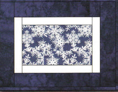 Quilt-As-You-Go Placemats - Framed Seasons