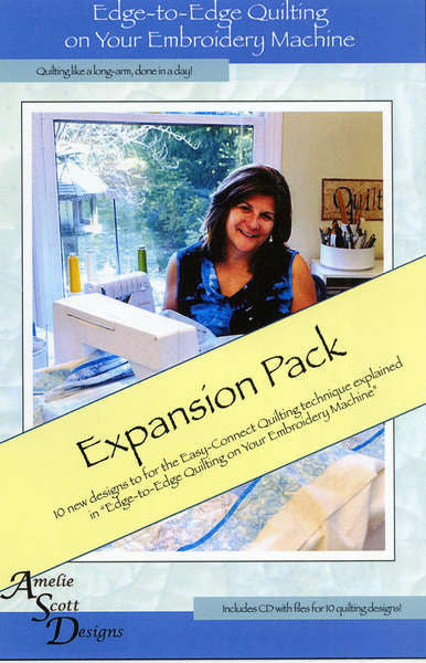 Edge to Edge Quilting Expanded Pack