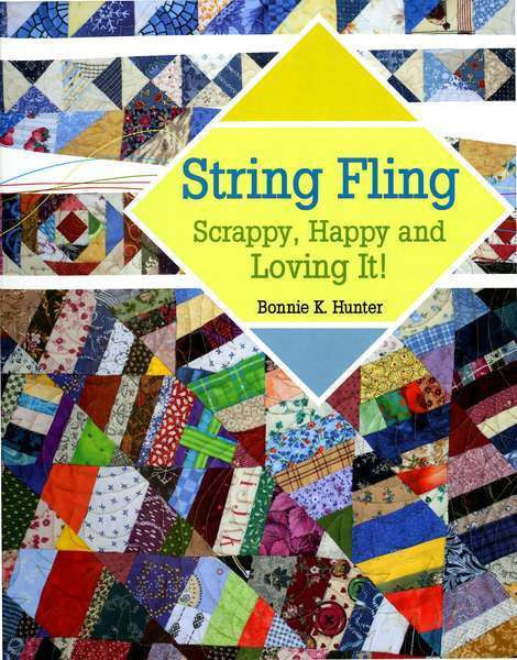 String Fling Scrappy, Happy and Loving it!