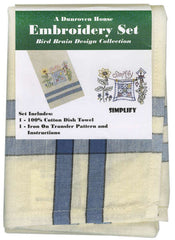 Towel Embroidery Set 1 - Simplify