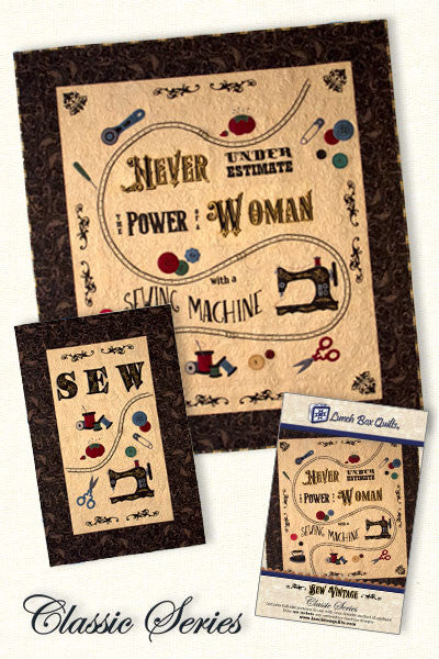 Classic Series - Sew Vintage