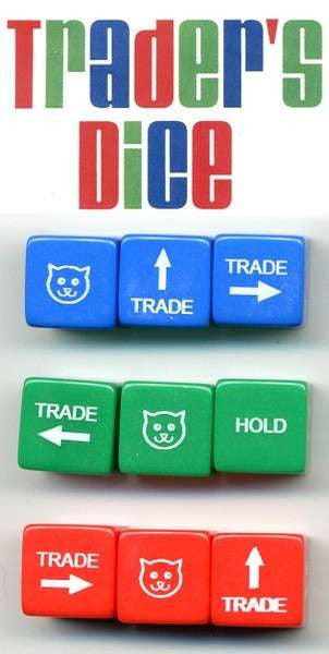 Traders Dice Game