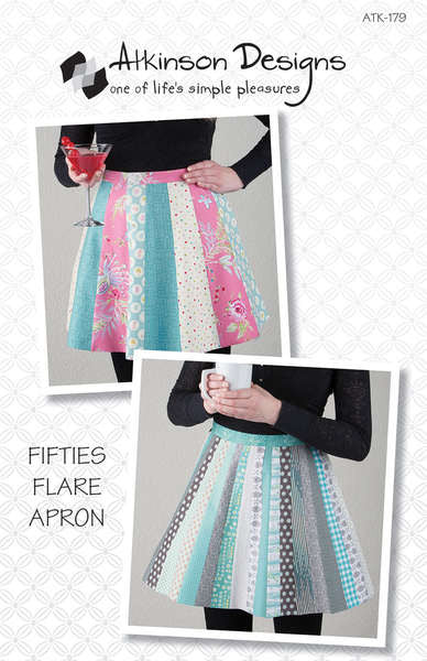 Fifties Flare Apron