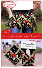 Criss Cross Pocket Apron
