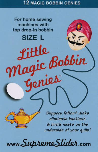 Bobbin Little Magic Genie's Drop-In Size L