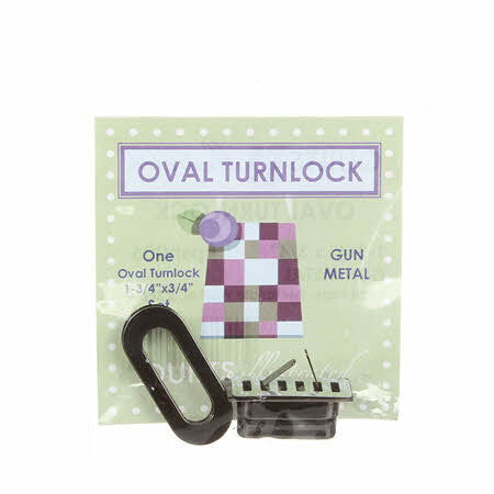 Oval Turnlock