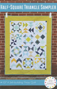 Half-Square Triangle Sampler