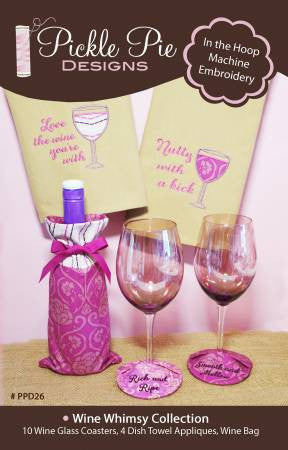 Wine Whimsy Collection