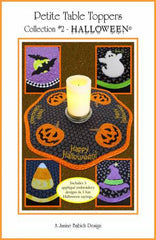 Petite Table Toppers Collection #2 - Halloween