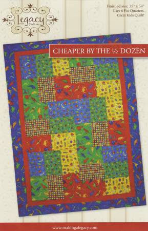 Cheaper By The 1/2 Dozen