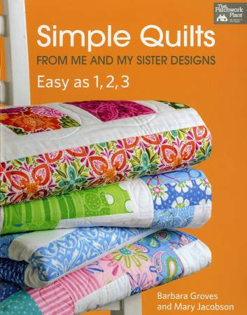 Simple Quilts From Me & My Sister Designs