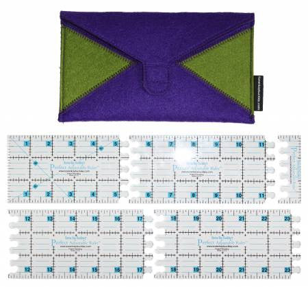 Karen Kay Buckley Perfect Adjustable Square 3in