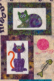 Cats Meow Machine Embroidery