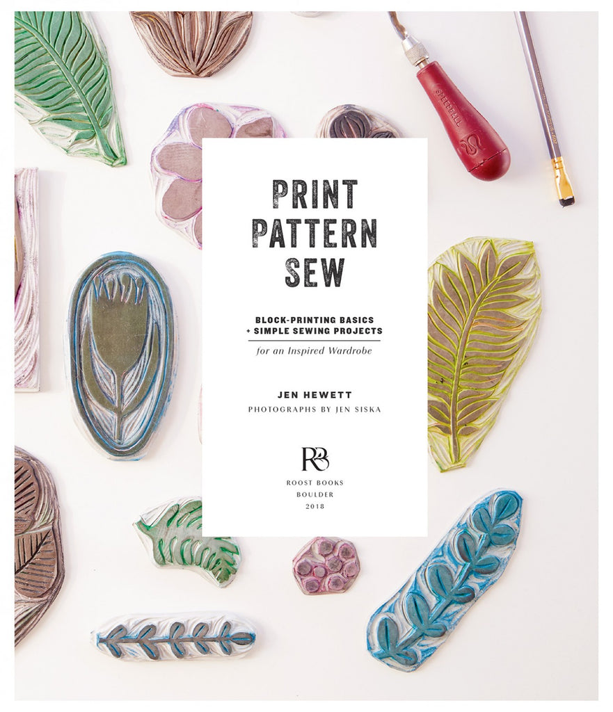 Print, Pattern, Sew – Quilting Books Patterns and Notions
