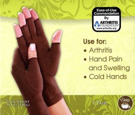 Creative Comfort Crafter's Comfort Glove - 3 Sizes