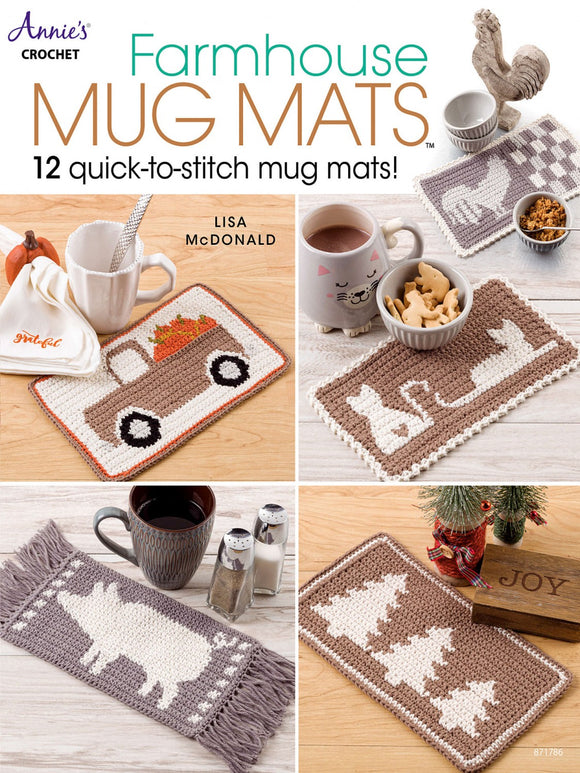 Farmhouse Mug Mats