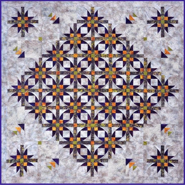 Mexican Star Dance – Quilting Books Patterns and Notions : mexican quilt - Adamdwight.com