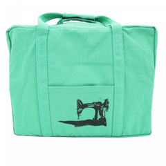 Tote Bag for Featherweight Case - Green