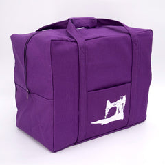 Tote Bag For Featherweight Case - Purple