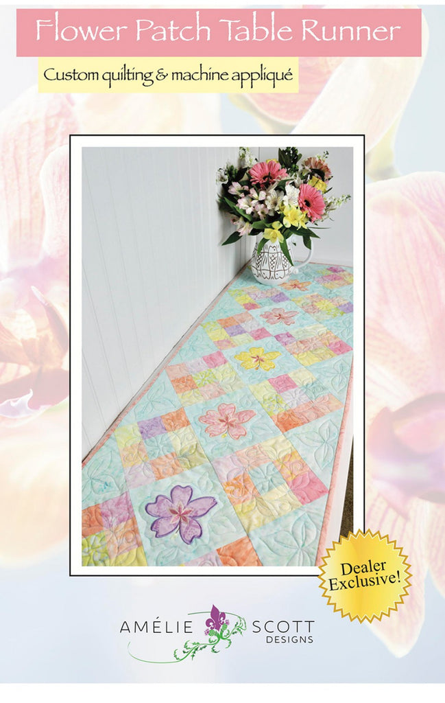 Bookmark and Glasscase 6 embroidery designs Flowers