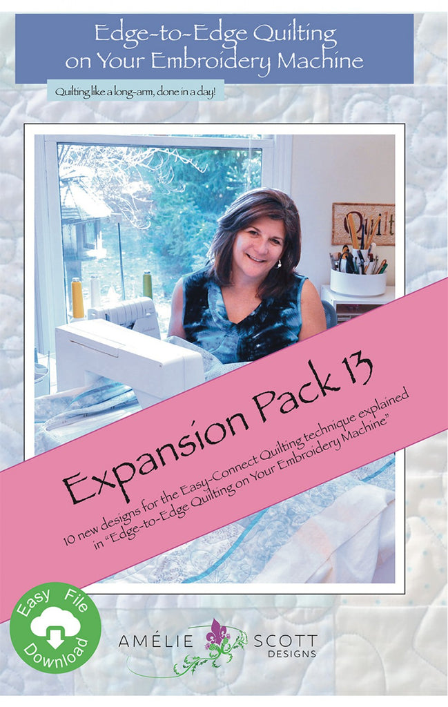 Edge-to-Edge Expansion Pack 13