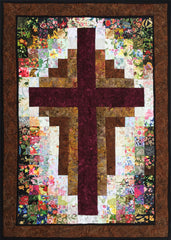 At The Cross Watercolor Quilt