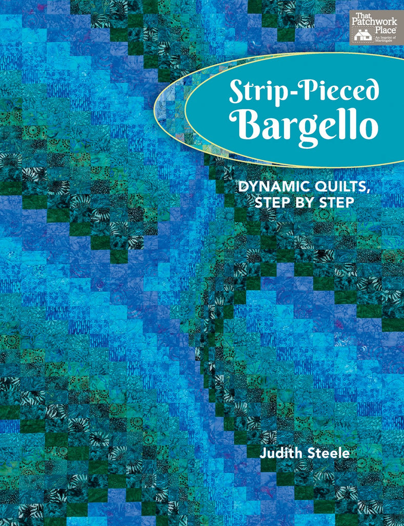 Strip Pieced Bargello