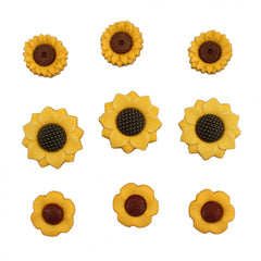 Autumn Collection Mini Sunflowers Assorted Sizes