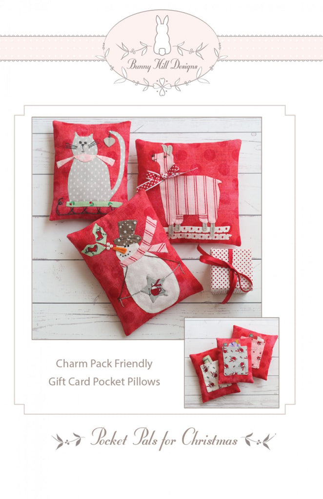 Quilt Pattern ~ JELLY BEANS ~ by Bunny Hill Designs CHARM PACK FRIENDLY!