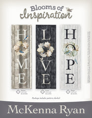 Blooms of Inspiration - Home -Love-Hope Pattern Set
