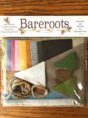 Camp Journals Woolfelt and Floss Kit