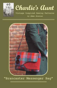 Brancaster Messenger Bag