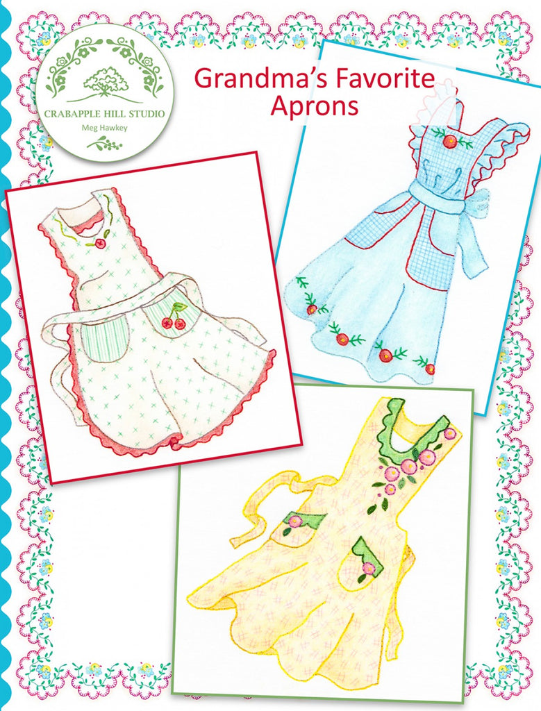 Summer Kitchen 2 Grandma's Favorite Aprons