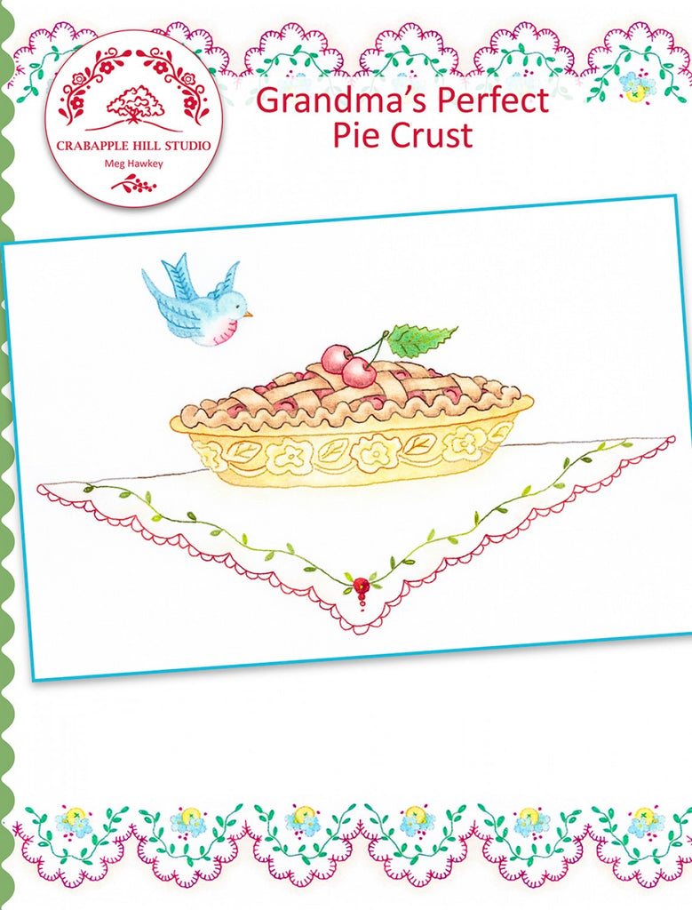 Summer Kitchen 4 Grandma's Perfect Pie Crust