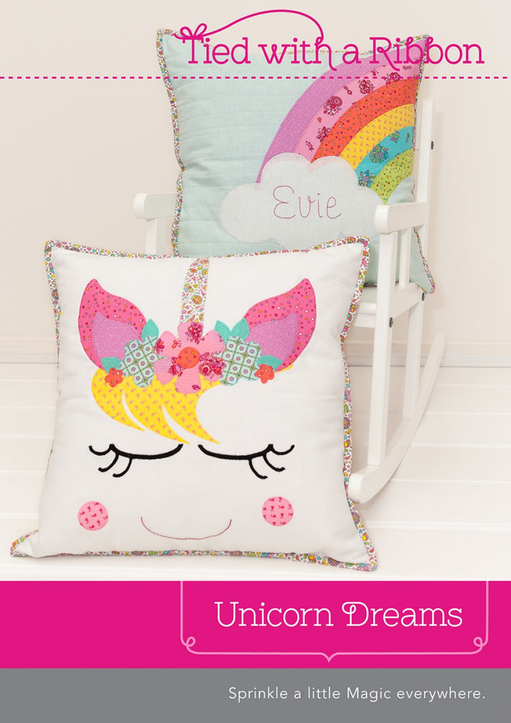 Unicorn Dreams Cushion
