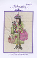 The Bag Ladies of the Fat Quarter Club - Earlene