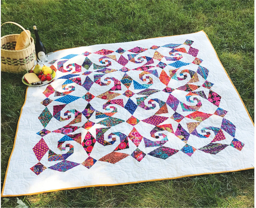 Snails Trail Al Fresco Quilting Books Patterns And Notions