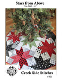 Stars From Above Tree Skirt