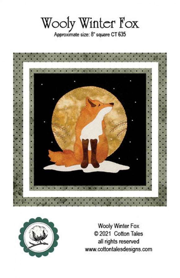 Wooly Winter Fox