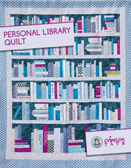 Personal Library Quilt